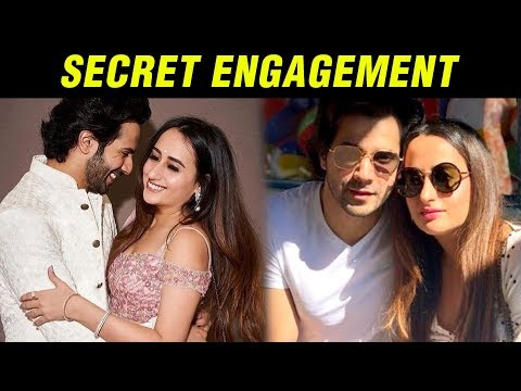 Varun Dhawan Natasha Dalal SECRETLY Engaged In Private Ceremony? from YouTube · Duration:  2 minutes 42 seconds