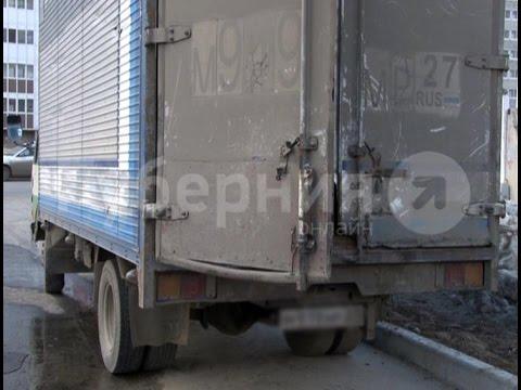 Воры пытались украсть стальной трос  в Хабаровске.  MestoproTV