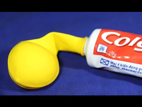 Life hacks for students - Toothpaste Life Hacks
