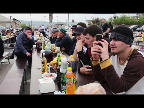 Мажлис - Ифтар с. Комсомольское Кизилюртовского района
