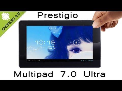 Полный обзор планшета Prestigio MultiPad 7.0 Ultra