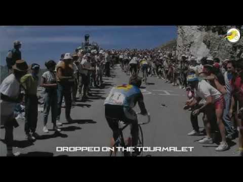 Greg LeMond - Tour de France 1991 - Jaca-Val Louron