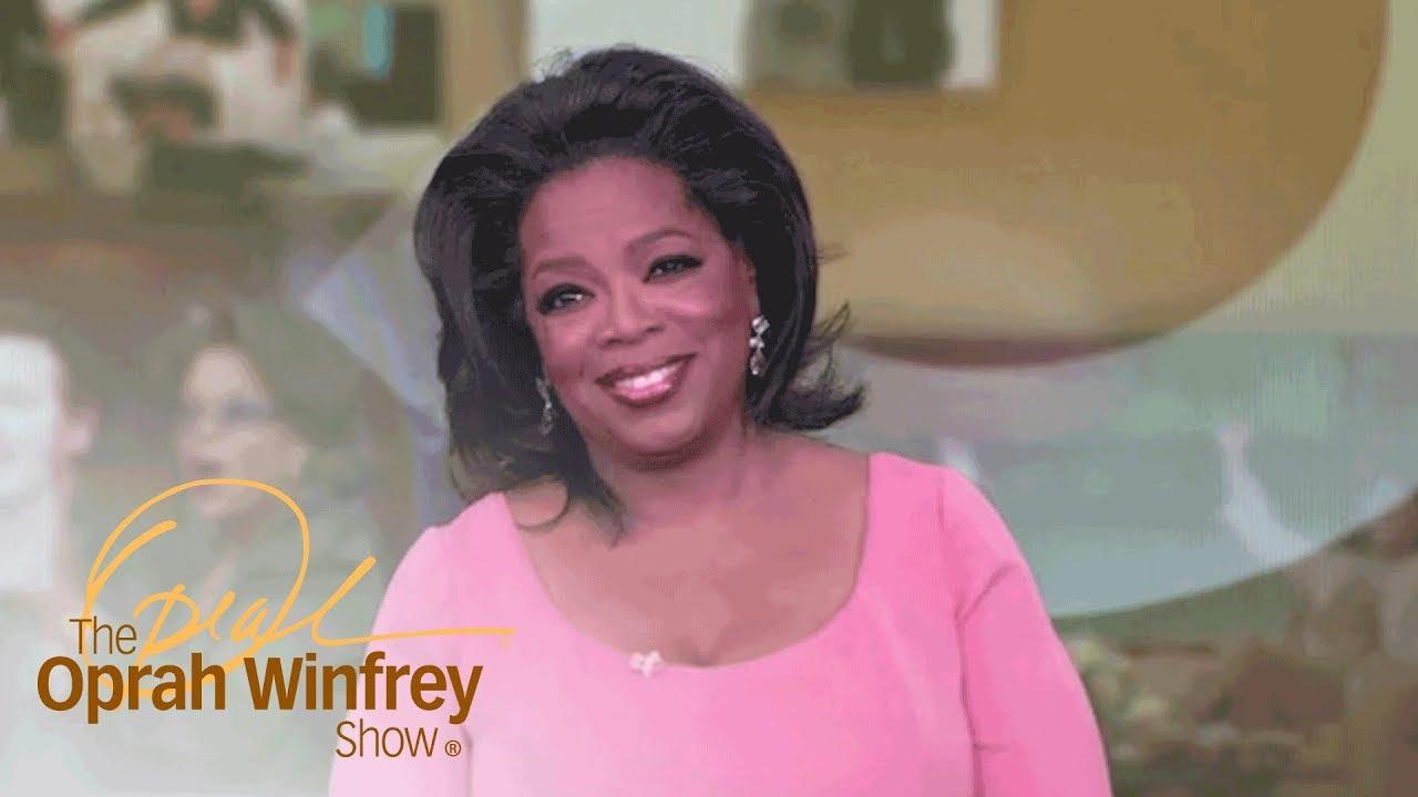 kaip oprah Winfrey numetė svorio tryna numesti svorio žodžiai
