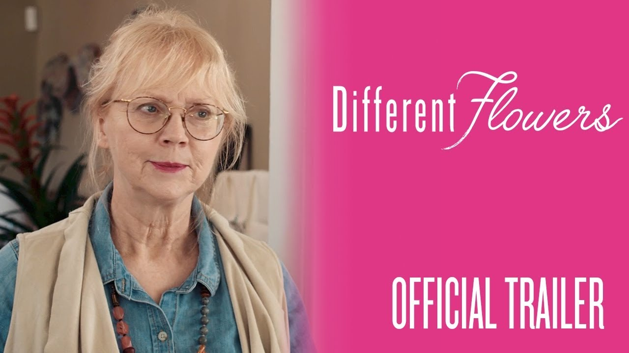 Different Flowers Official Trailer Hd 2017 Shelley Long