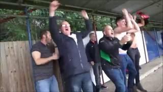 Hampton and Richmond 0 Poole Town 2 - Surridge goal