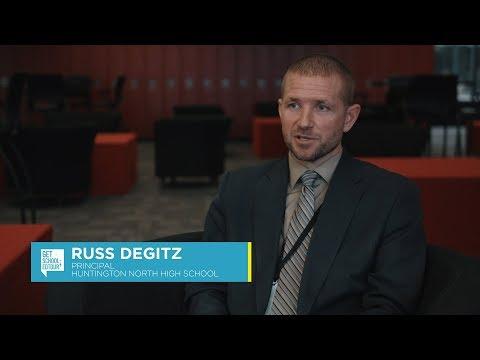 Russ Degitz // Huntington North High School