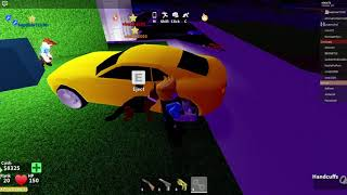Roblox Mad city on fait la loi ep1