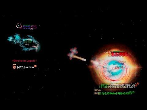Darkorbit - Forest-Wolf Vs RVS GA2 [Hard 1vs1]