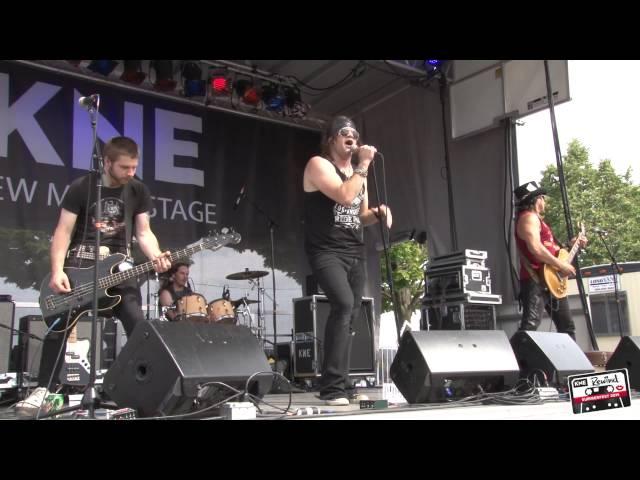 "The Black Saints at Summerfest - ""Yeah Right"""