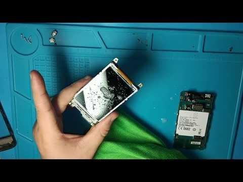 Замена Micro USB на Sony Ericsson E151 Xperia X8