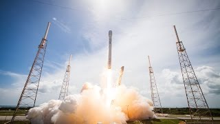 Five of the Most Important (and Awesome) SpaceX Launches
