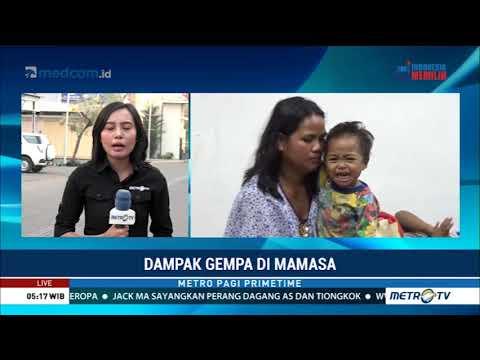 Terjadi Gempa di Mamasa Sulbar, Lima Ribu Warga Mamasa Mengungsi Mp3