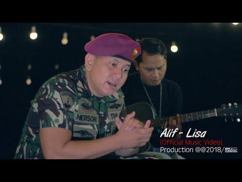 Marinir ini nyanyi lagu bagus banget Herson Marinir Feat Sony Wendis - Lisa (Alif)