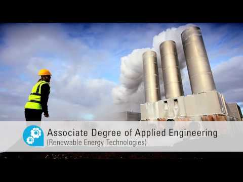 Associate Degree of Applied Engineering (Renewable Energy Technologies) 2