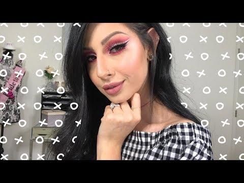 XO Valentines Day Makeup Tutorial ♡