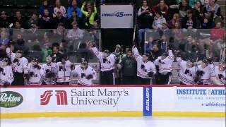 KSTC 45 MSHSL Boys Hockey Rollout Video 2014