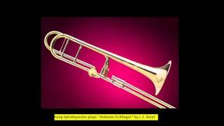 """Andante et Allegro"" by J. E. Barat"