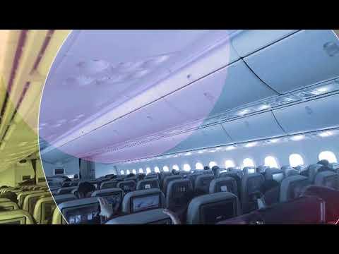 Qatar airways QR959 Jakarta - Doha economy class