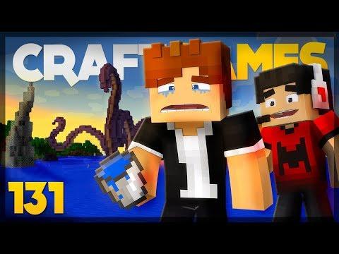 Construímos um OCEANO!  Craft Games 131