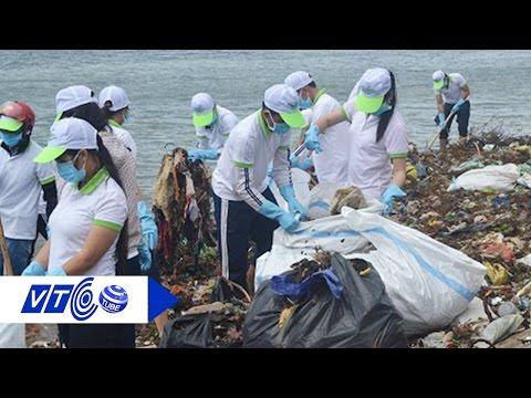Don quixote tự nguyện làm sạch môi trường du lịch