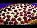 Самый простой и быстро съедаемый пирог творожно - ягодный.