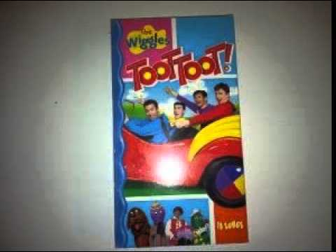 The Wiggles Toot Toot Vhs Pal A Find Ebay - Www imagez co