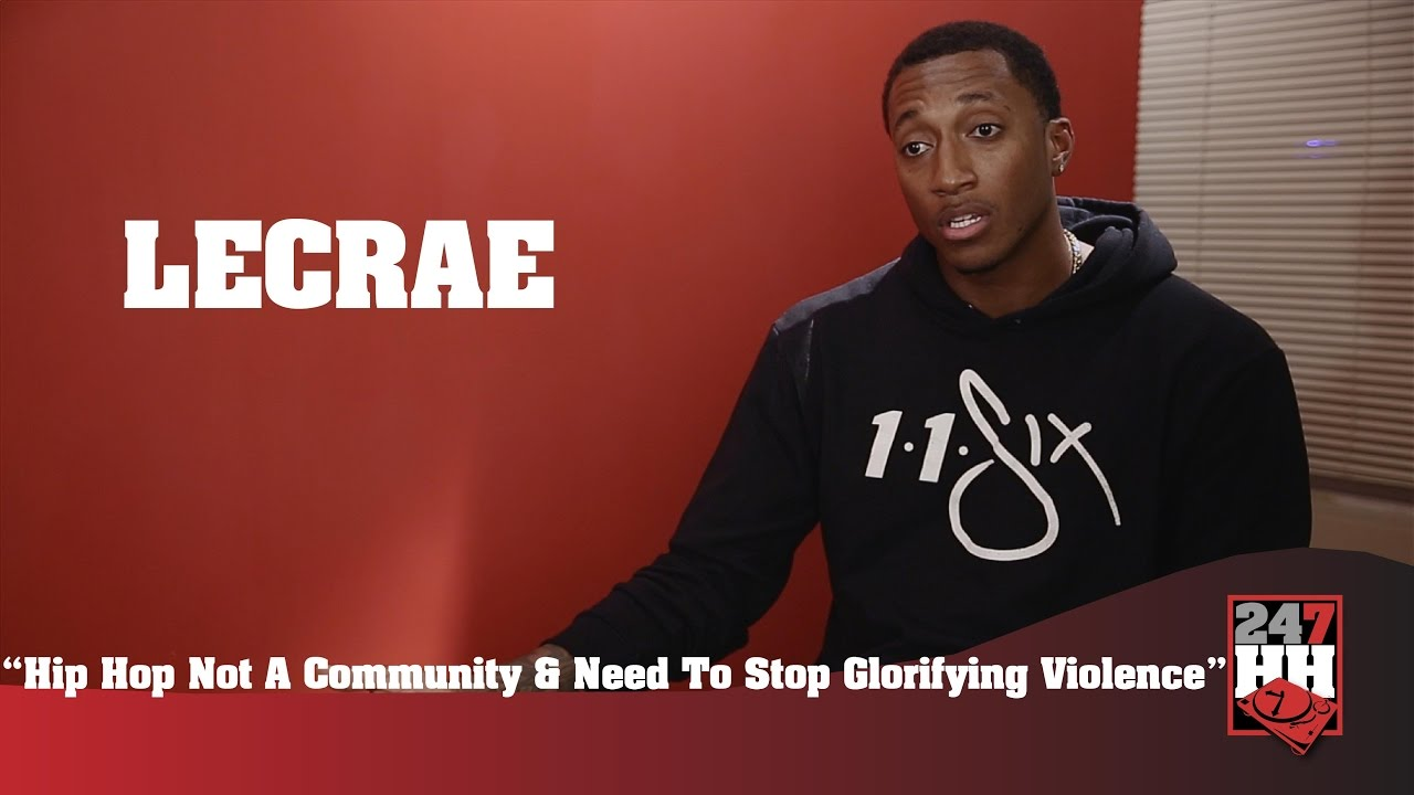 Download Lecrae - Hip Hop Is Not A Community & Need To Stop Glorifying Violence (247HH Exclusive)