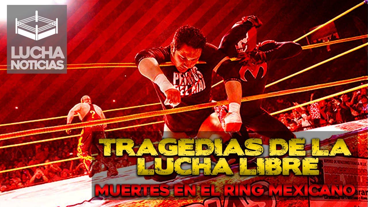 Luchadores Muertos en el Ring de Lucha Libre Mexicana ...