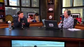 Bob Costas on The Dan Patrick Show (Toughest Interviews, Pete Rose, Adrian Peterson) 11/21/2014