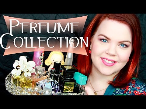 My Perfume Collection