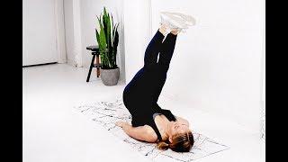 10 Minute Flat Tummy // TABATA Abs Workout