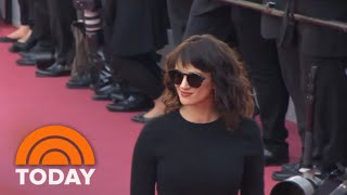 Harvey Weinstein Accuser Asia Argento Accused Of Sexual Assault | TODAY
