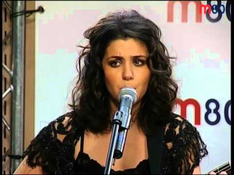 Katie Melua  Just like heaven  at radio m80