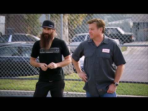 Gas Monkeys Make a Trade with Chip Foose