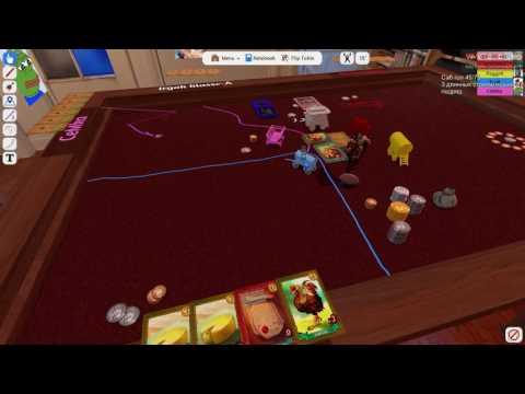 Tabletop Simulator 31.05.16 Настолки с Шуссом, Раду, Асмадеем, Терентием и Арсением