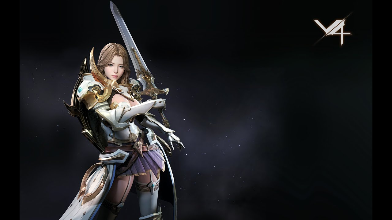 【V4:跨界戰】職業篇:騎士 - YouTube
