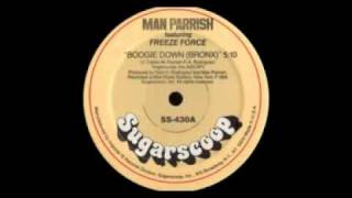 Man Parish - Boogie Down Bronx