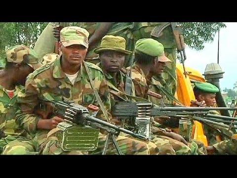 DR Congo: M23 rebels announce ceasefire