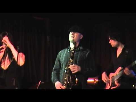 Dirty Martinis : Play That Funky Music Edinburgh Jazz Bar 24.04.2009