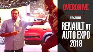 Auto Expo 2018 | Renault