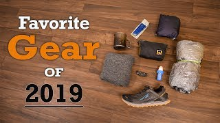 My Favorite Backpacking Gear of 2019 (Top 10)