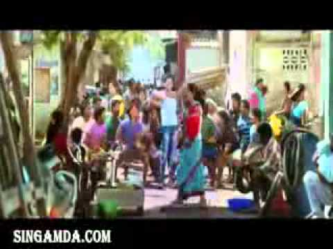 mann karate: official royapuram peter video promo song
