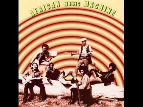 African Music Machine - Mr. Brown