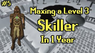 OSRS  Maxing a Level 3 Skiller in 1 year  Episode 5