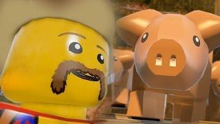 LEGO City Undercover - ХРЮШКИ ЛЕГО СБЕЖАЛИ! #9