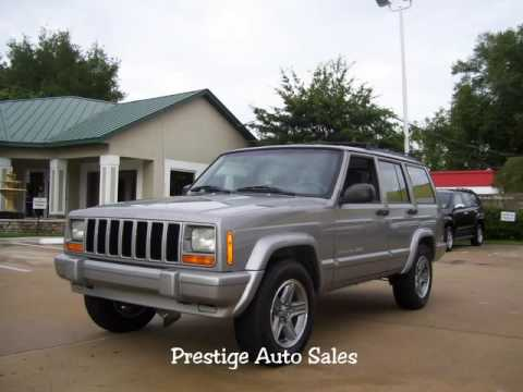 Used 2000 Jeep Cherokee Classic In Ocala Florida Youtube