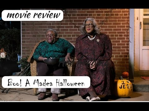 #107 Movie Review: Boo! A Madea Halloween #madeahalloween #moviereview