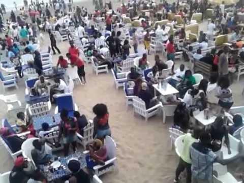 Party Lambadi Beach - Accra - Ghana