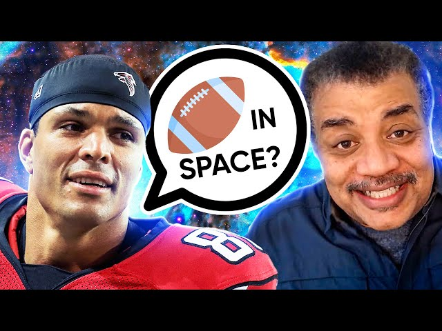 Stars Talk to Neil deGrasse Tyson – Rocket Fuel, The Observer Effect, and Classical Physics
