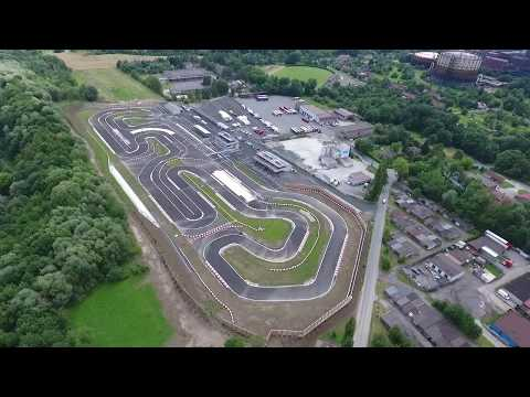 STEEL RING - new international karting circuit in Czech Republic